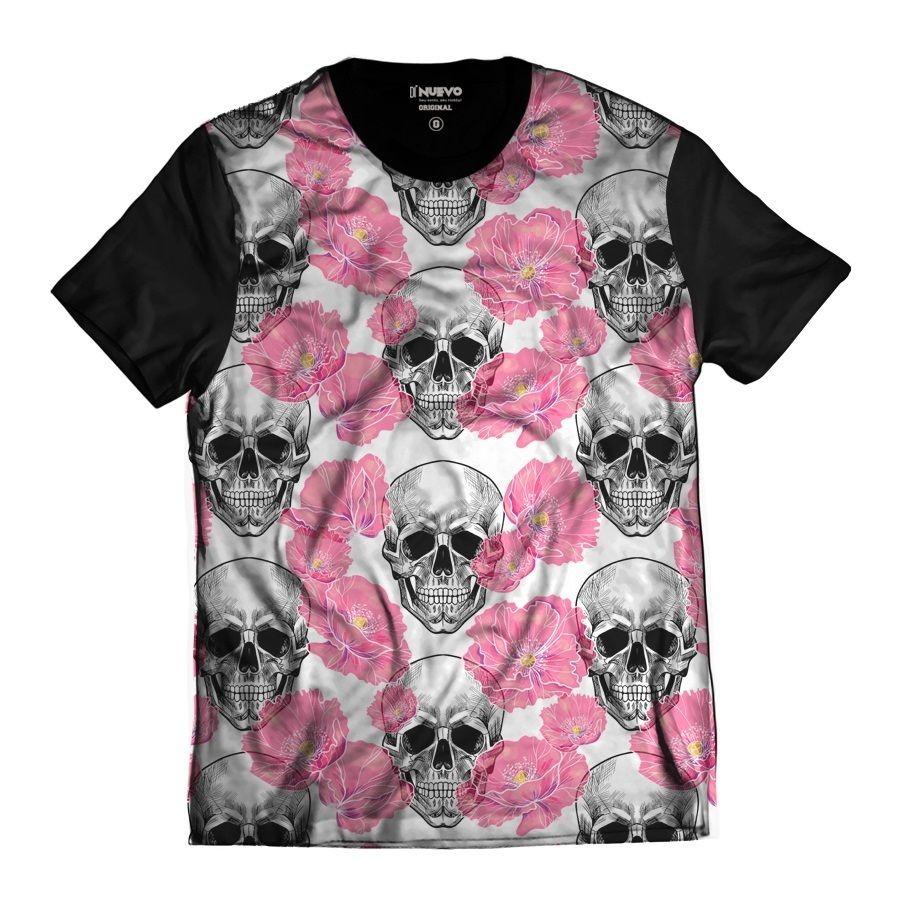 T Shirt Skull Kvra  9b5bfa2084e