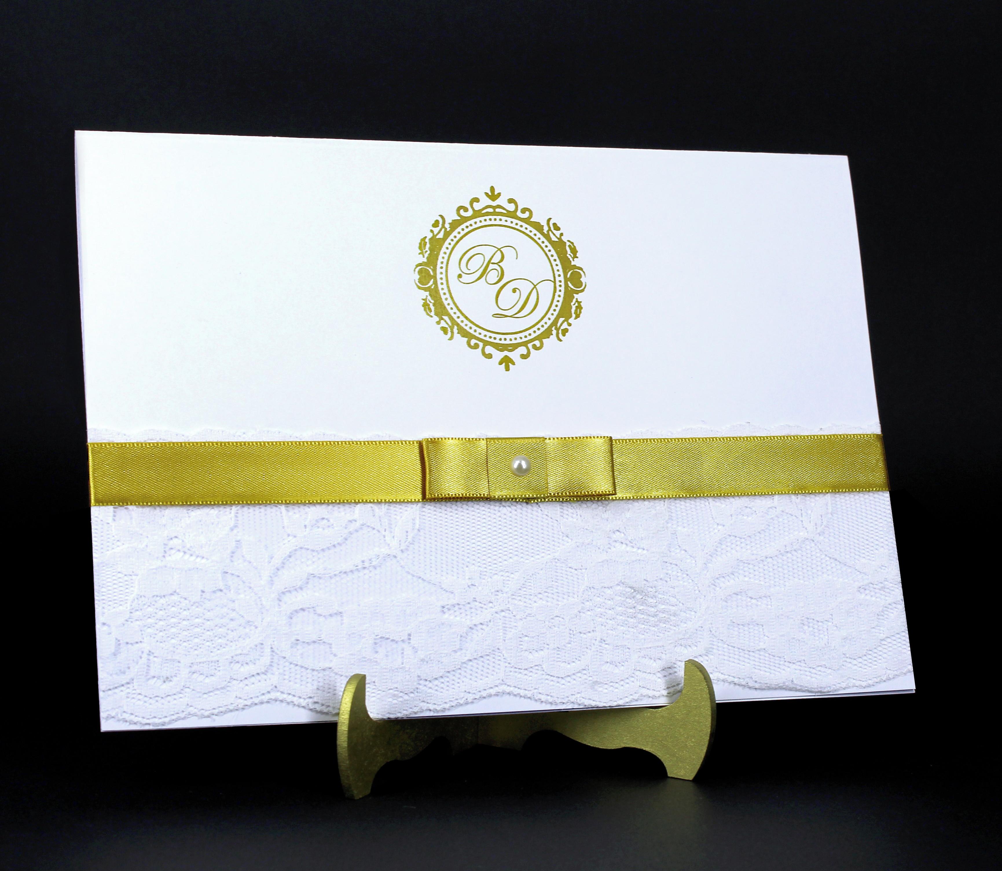 575ae8708 Convite Casamento Adriana | Elo7
