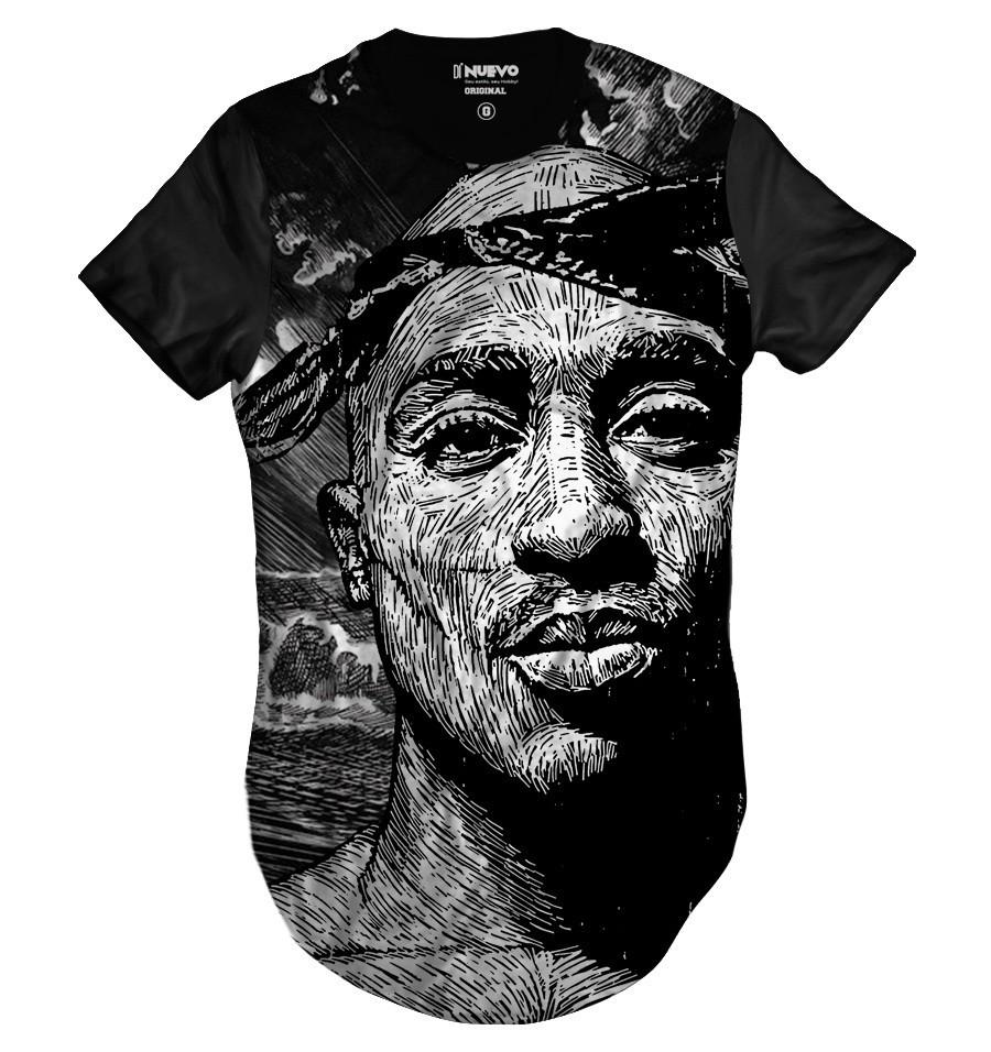 78f55add8660a Camiseta Biggie Notorious Big Rapper Hip Hop King no Elo7
