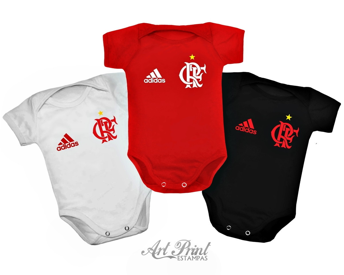 Body Personalizado Camisa Flamengo 2017  c8ceec3525cb5