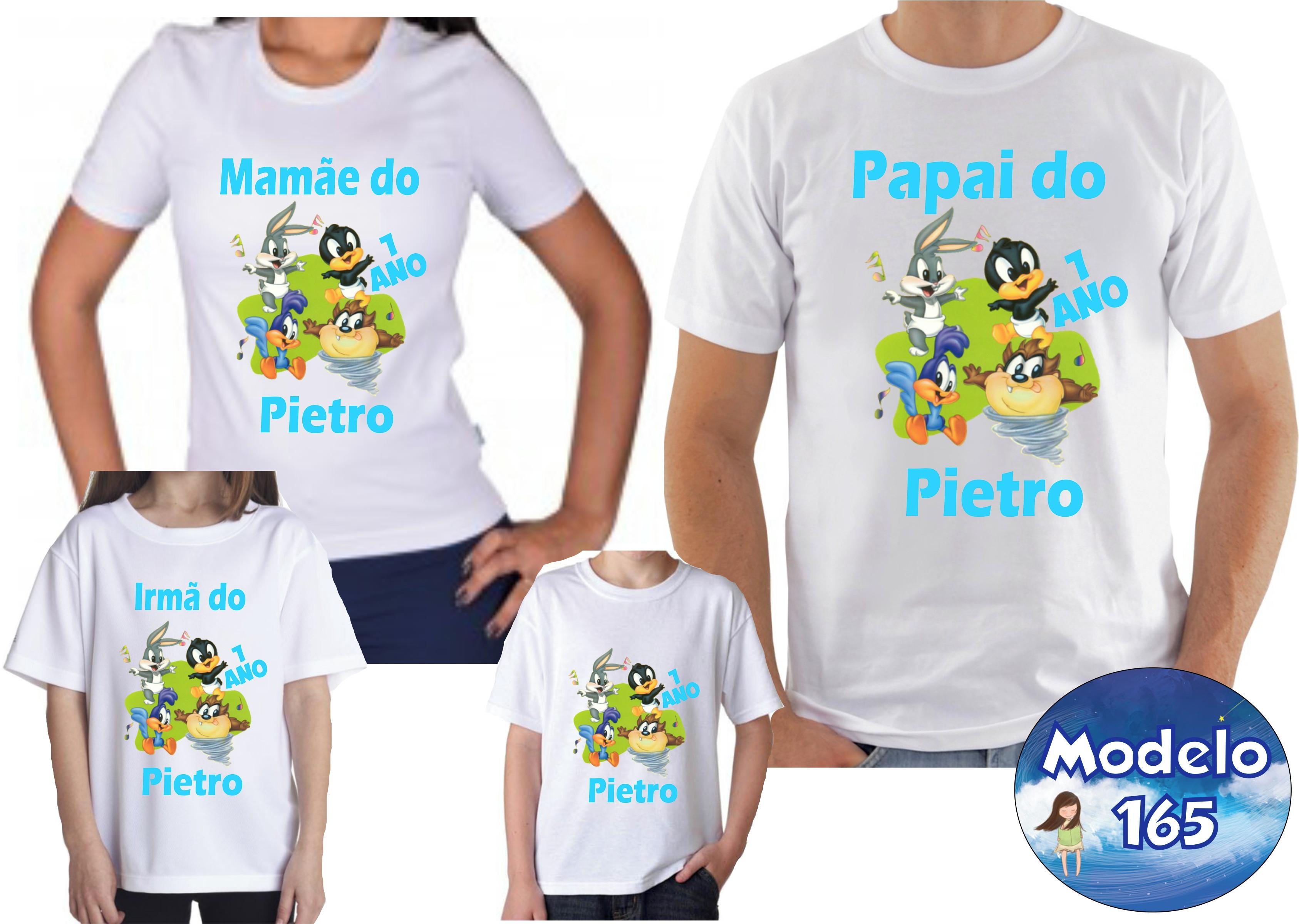 9ab8495052 Camiseta Looney Tunes Frajola Baby