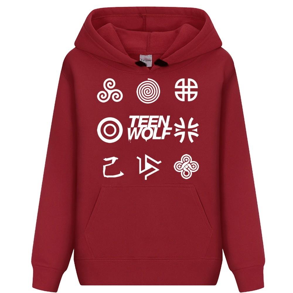 Blusa De Frio Moletom Teen Wolf - Promoção! no Elo7  df9c6d60b8e