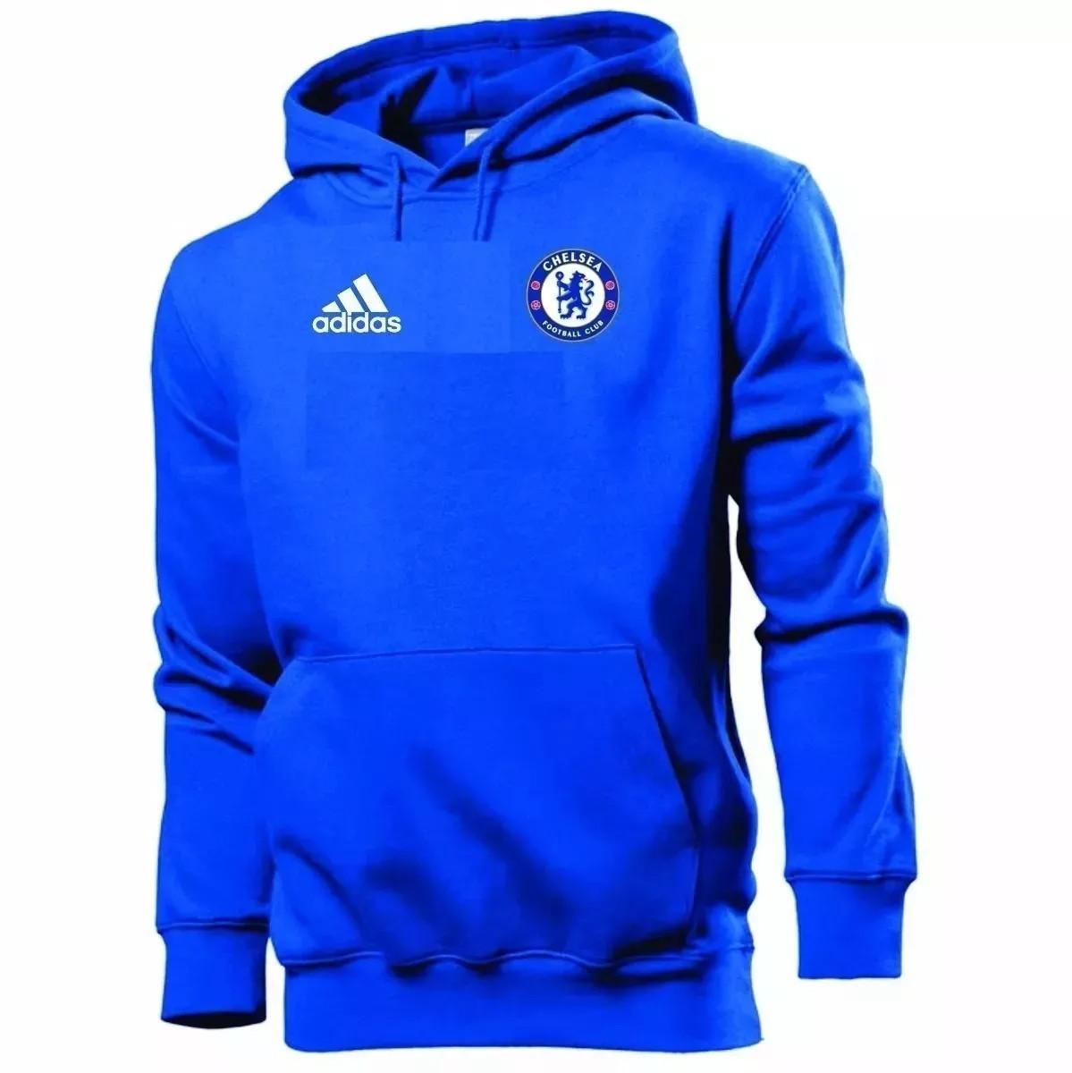Blusa De Frio Moletom Chelsea - Promoção! no Elo7  48078bfe1db4e