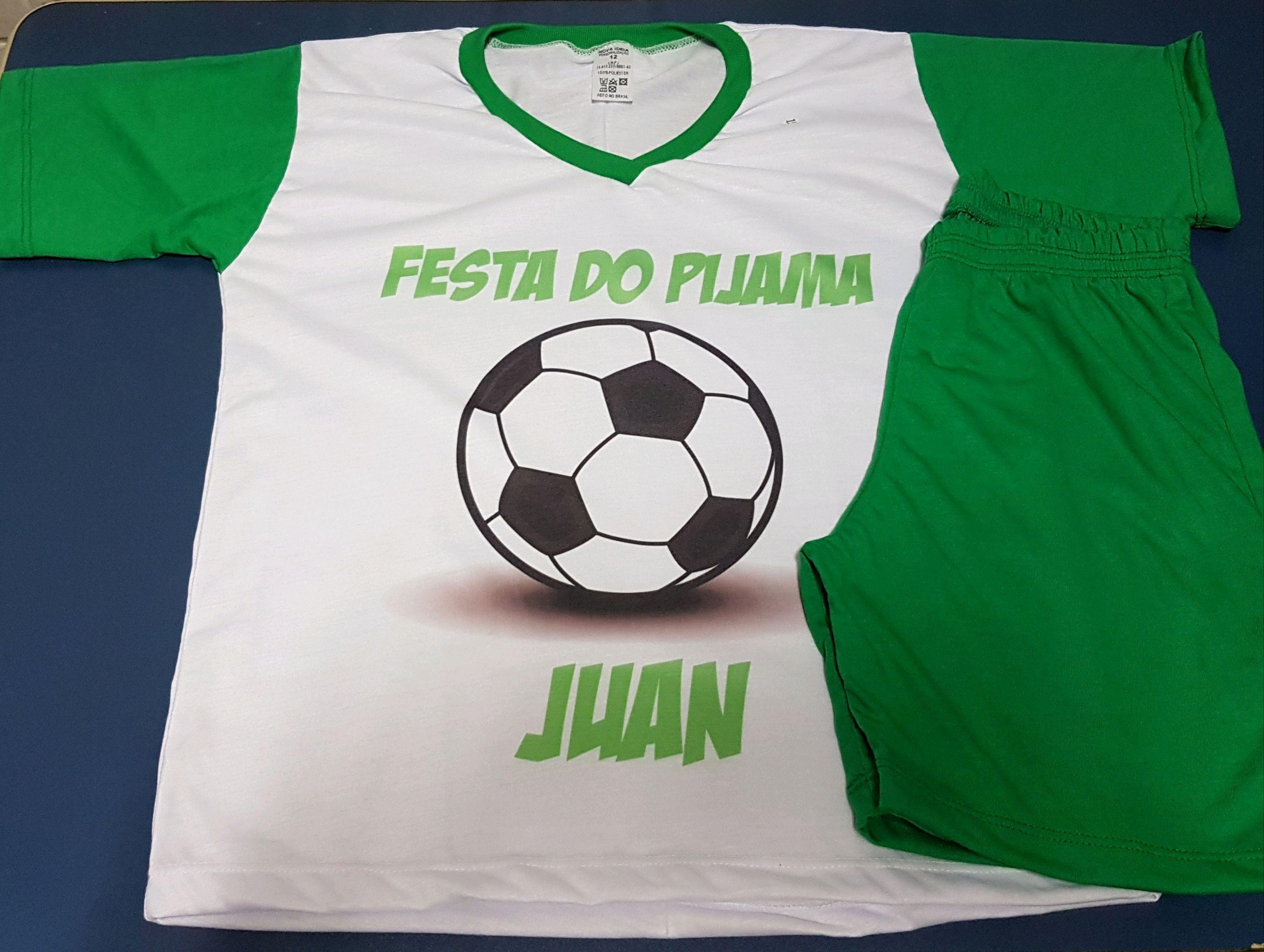 Colete de Futebol Personalizado Infantil  e0bbd7b0901b6
