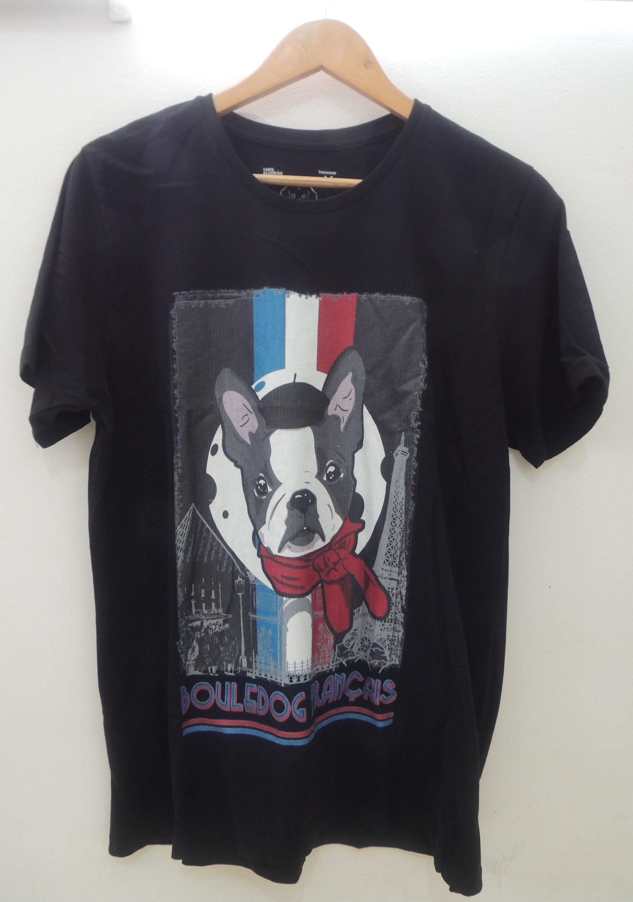 6444a9aea2 Camiseta com Frases em Frances