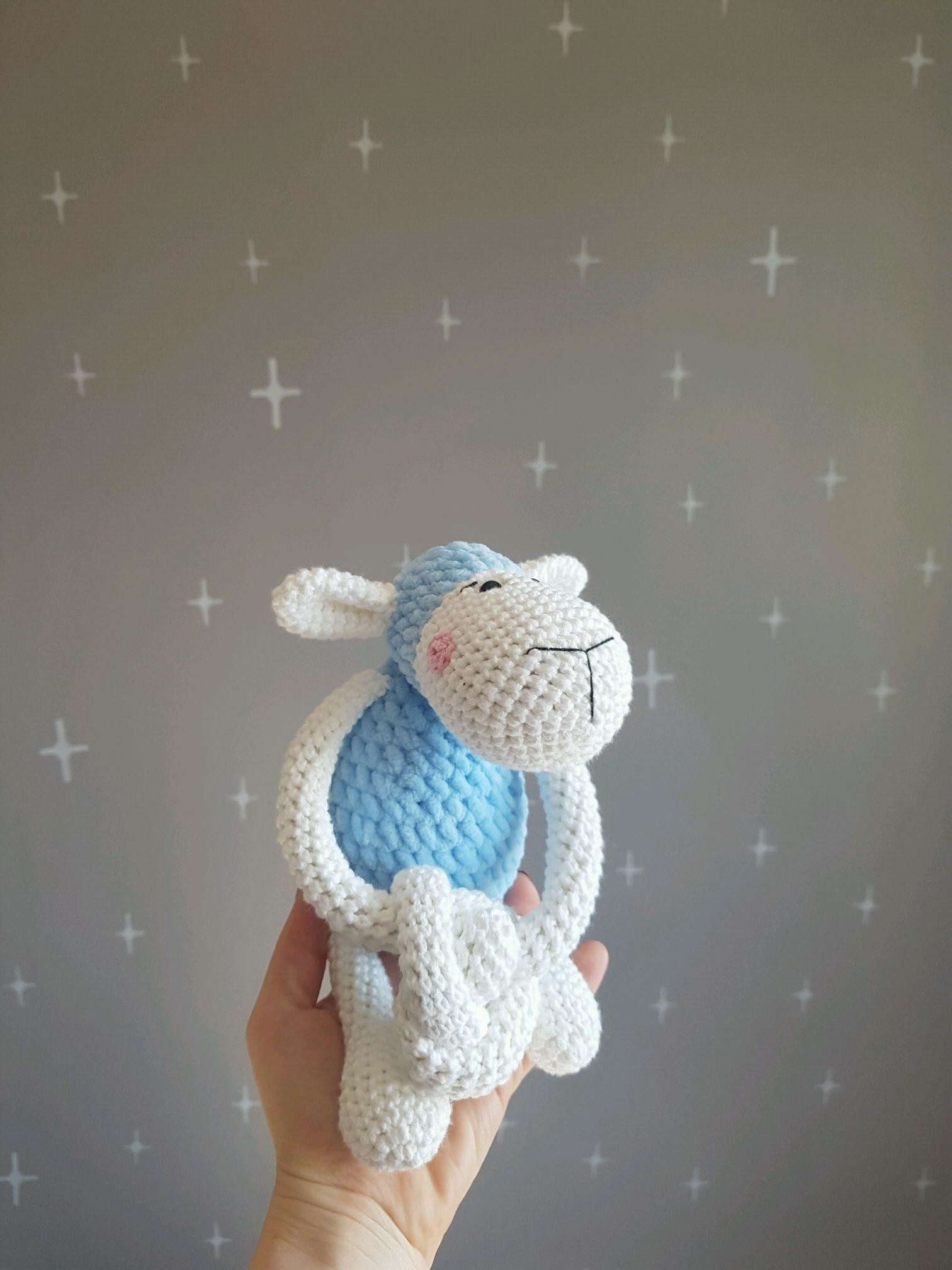 Amigurumi sheep plush toy pattern | Moutons en crochet, Modèles de ... | 2016x1512