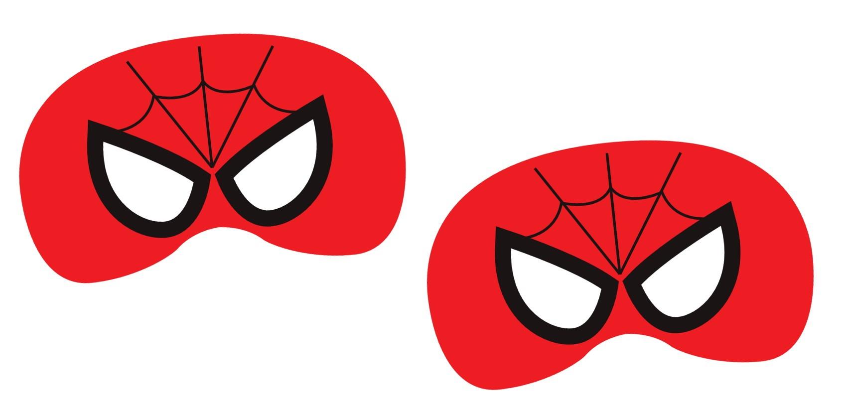 Mascara Homem Aranha No Elo7 Hb Lembrancinhas Personalizadas
