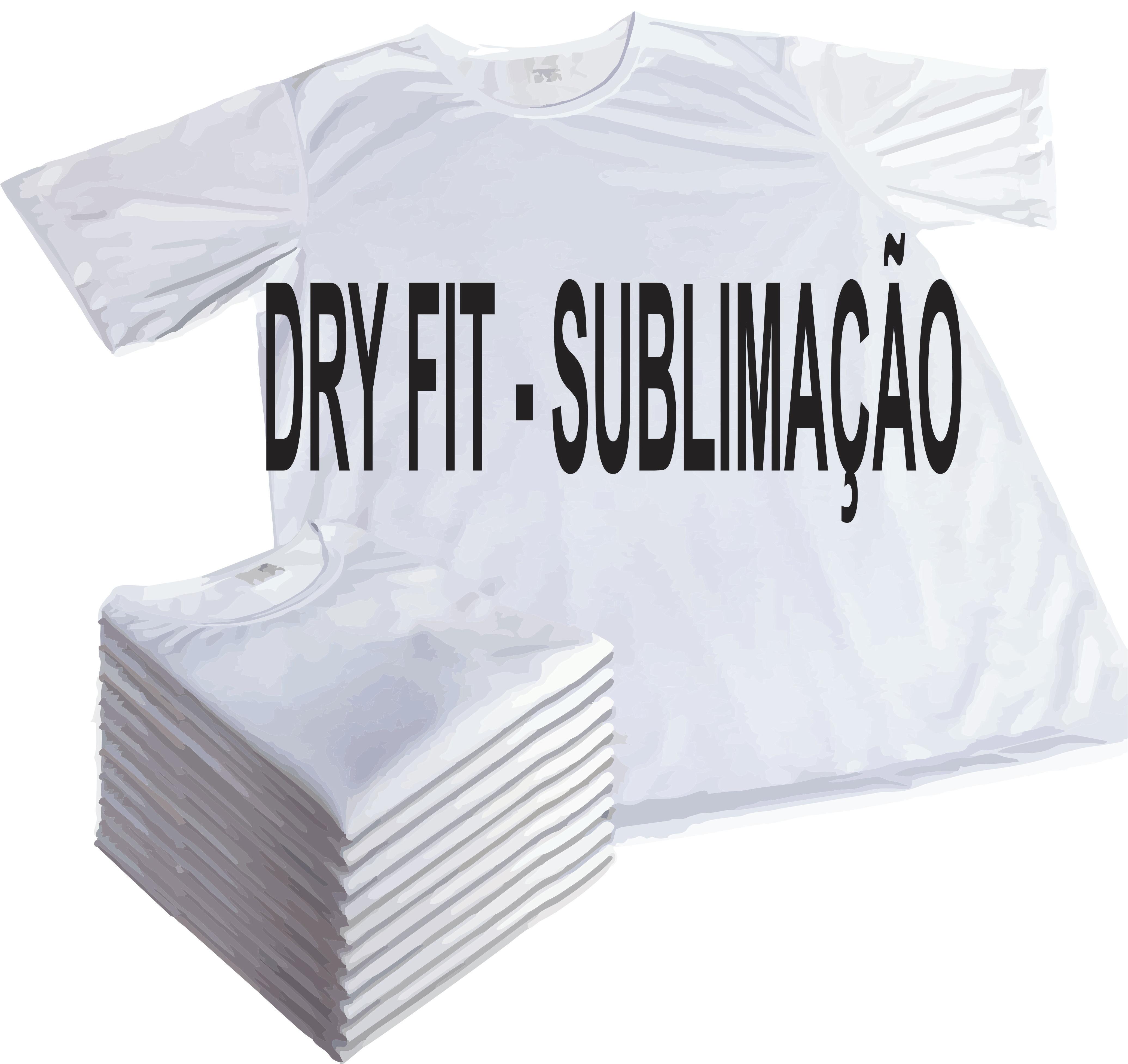 8de40adb2b Kit 10 Camisetas Infantil Dry Fit 100% Poliéster Sublimação no Elo7 ...