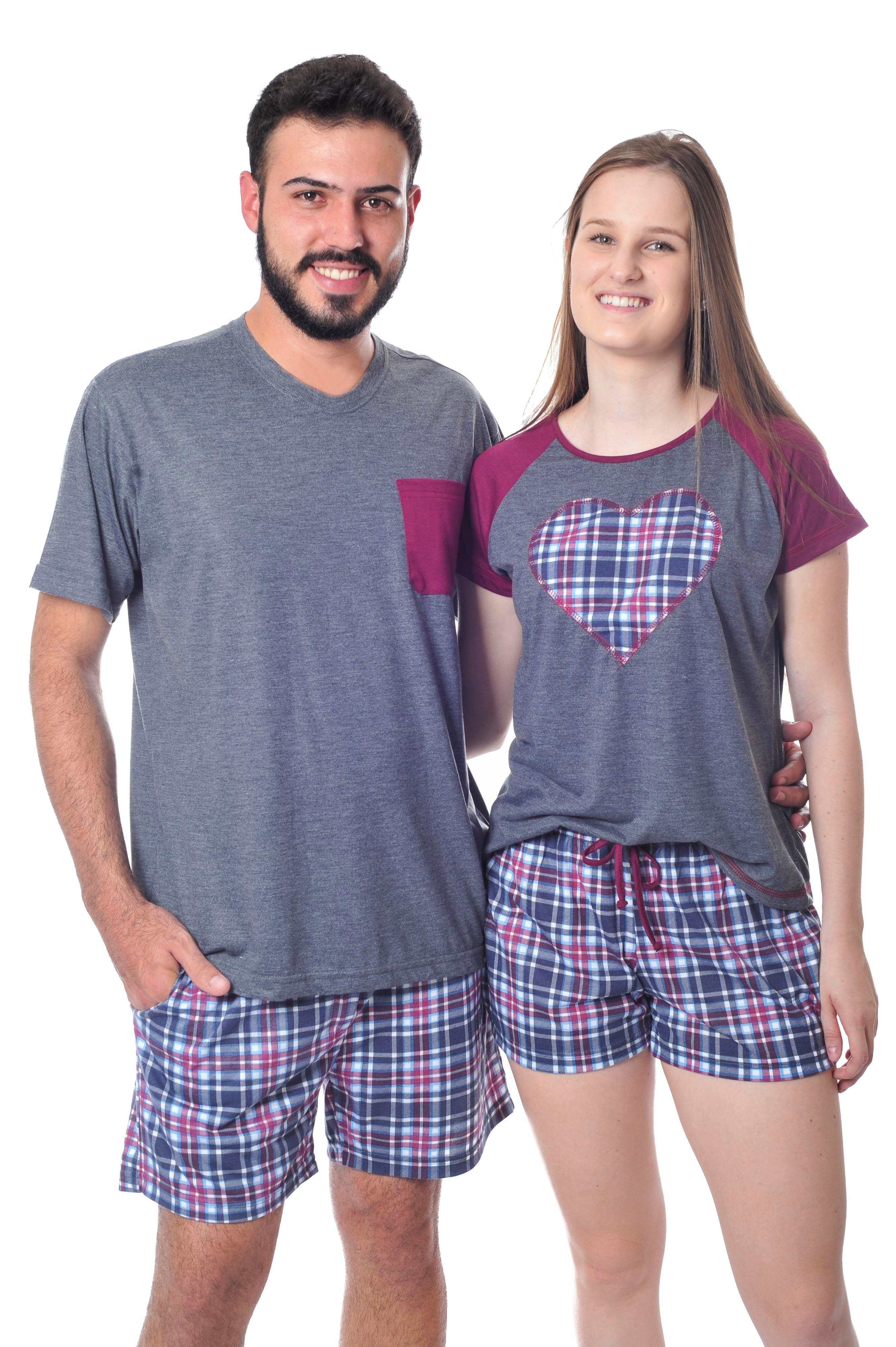 22e8a0b85 Confortável Este Kit de Pijamas