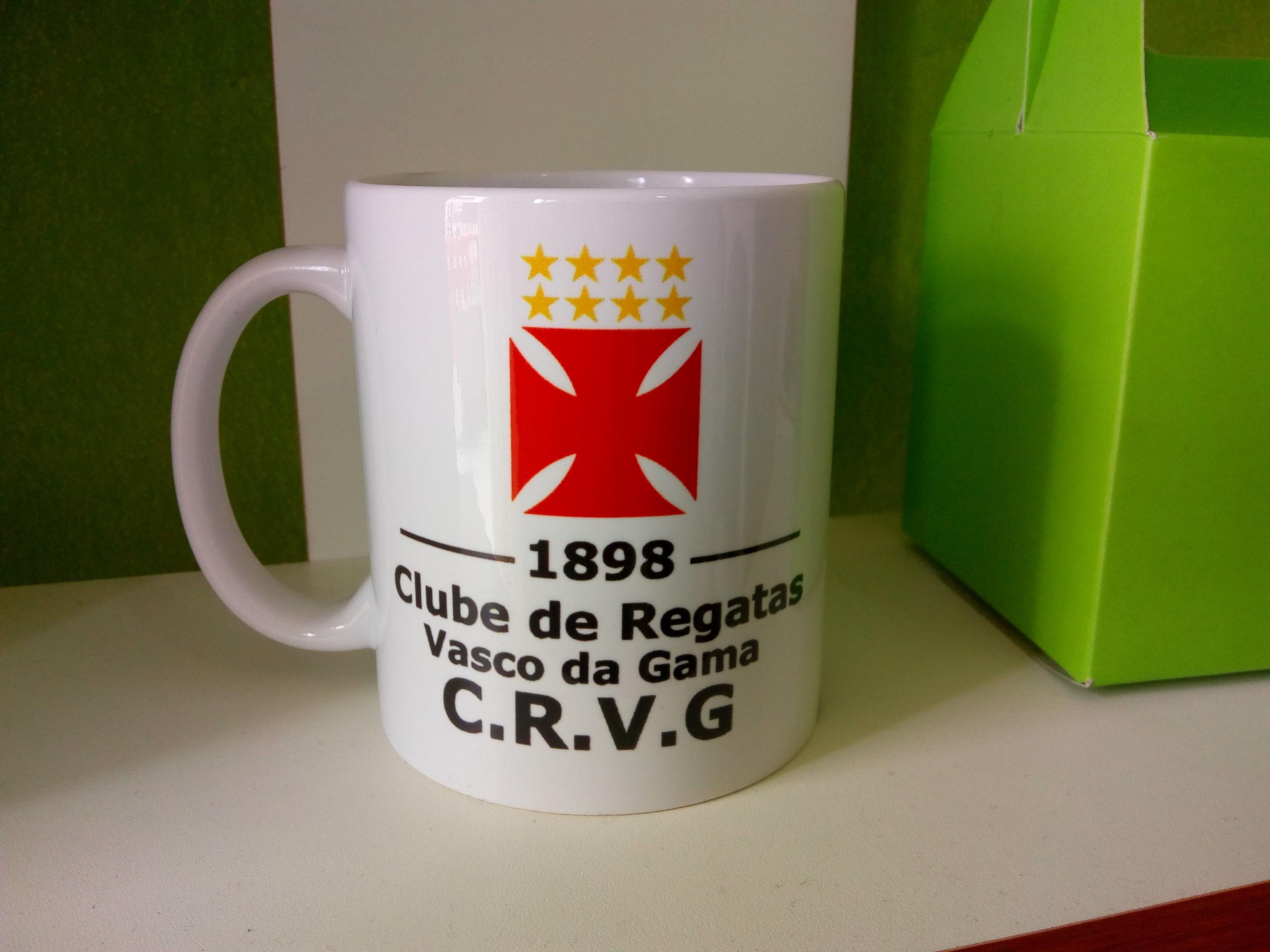 Caneca Vasco  d52407f850e81