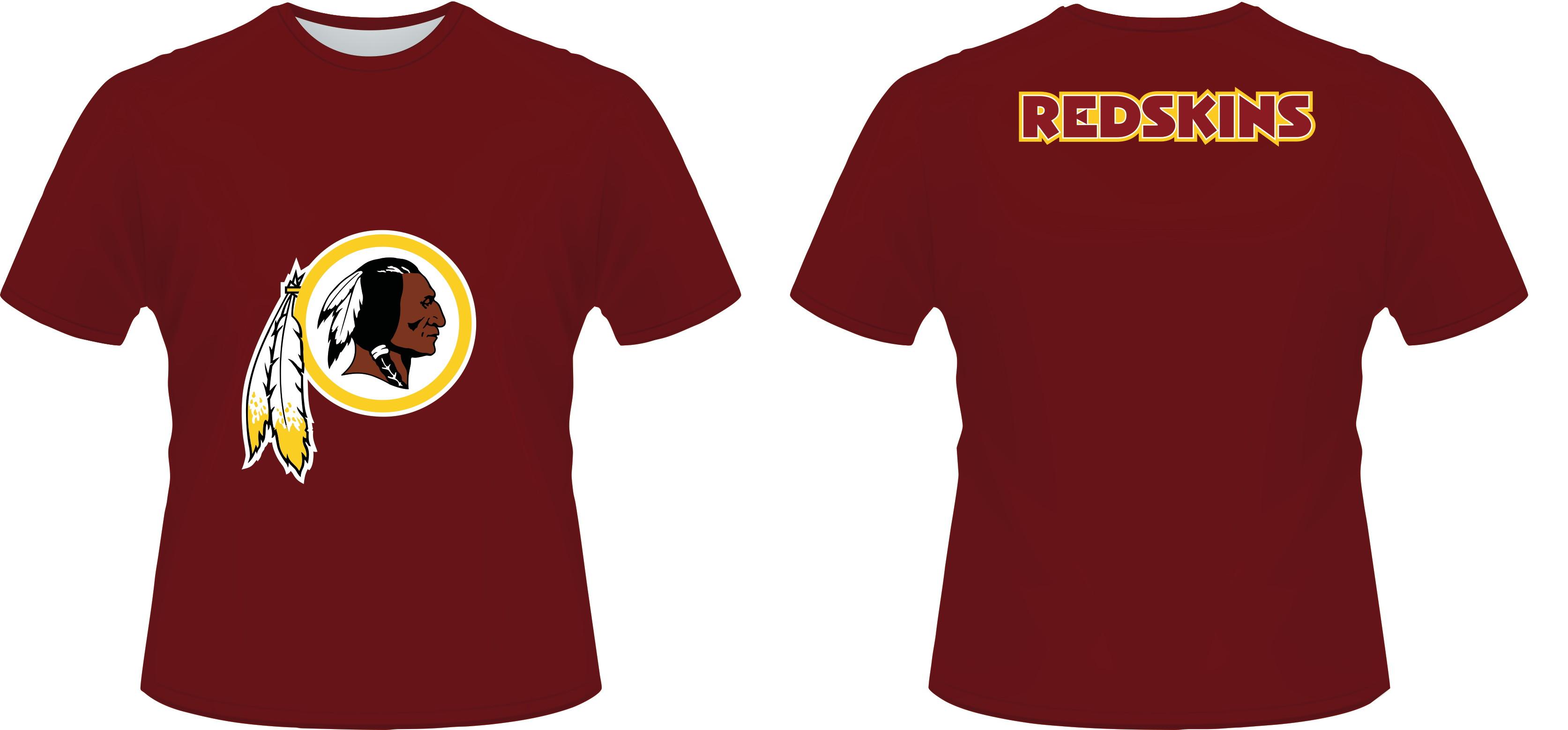 6f1429c540 Camiseta Washington Redskins