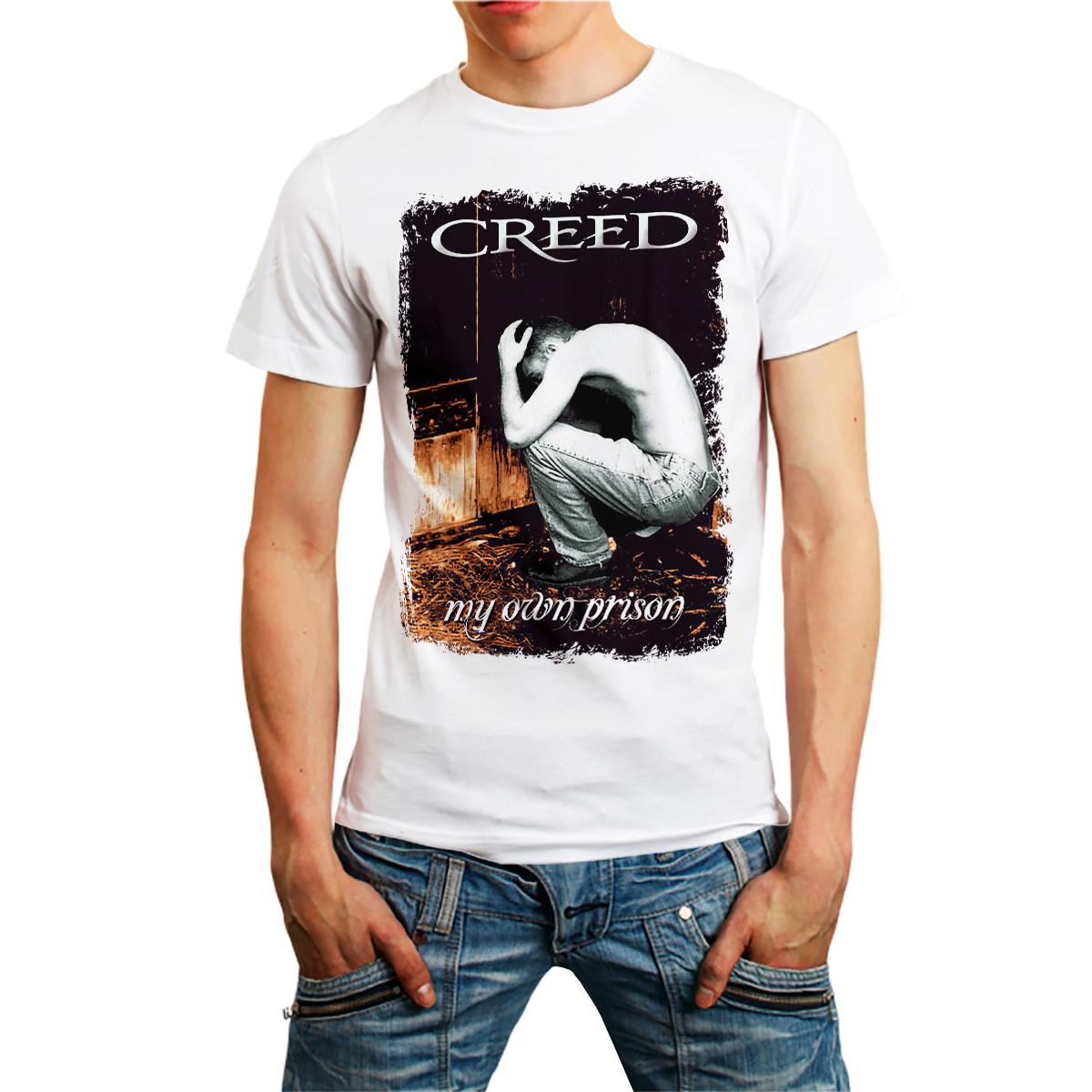 Camisa Camiseta Personalizada Banda de Rock Oficina G3 2  c4ab8130cd145