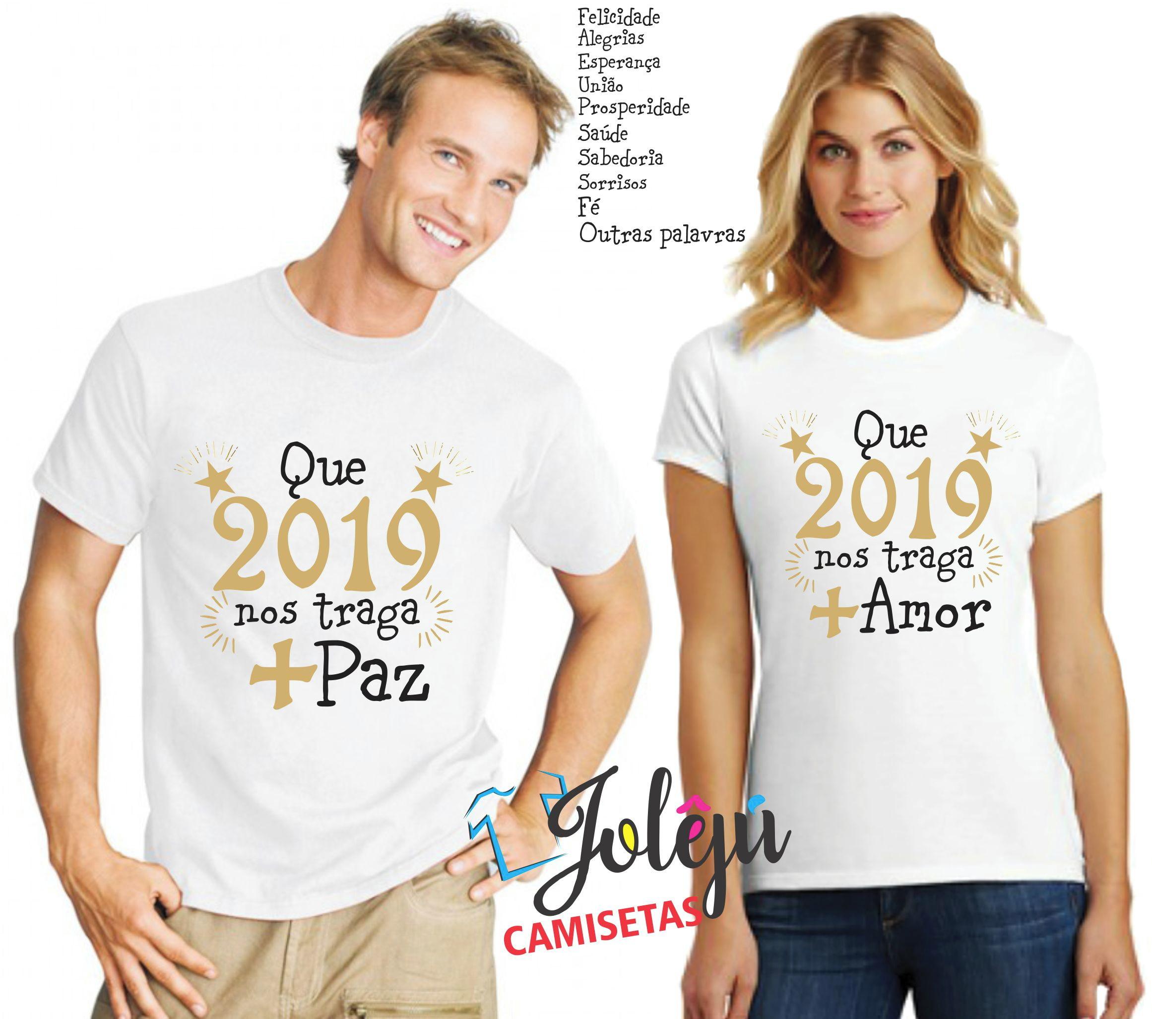 Camiseta Reveillon  c252bfe3b7c