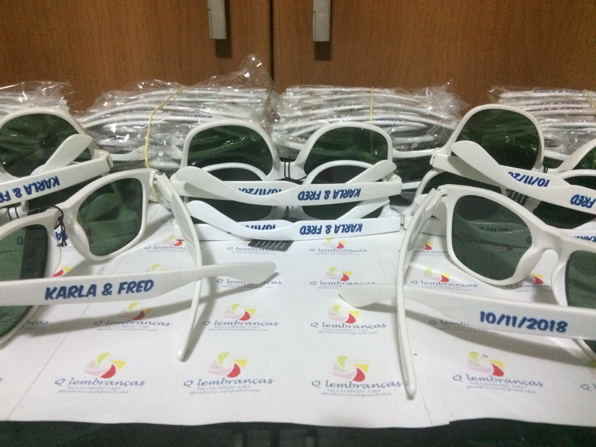 Oculos Personalizado Casamento   Elo7 ce7a0c6537