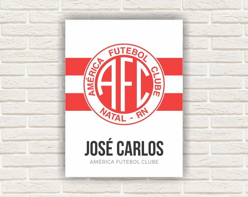 Quadro Decorativo com nome Personalizado - Paraná Clube no Elo7 ... ca2fd7e5b3c53