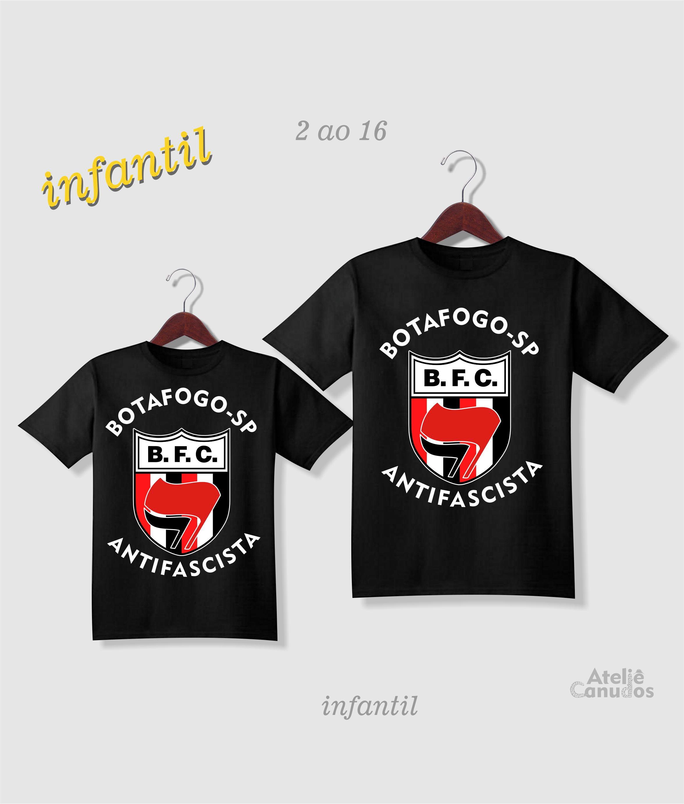 8e8f0a43b3733 Camisa do Botafogo Garrincha