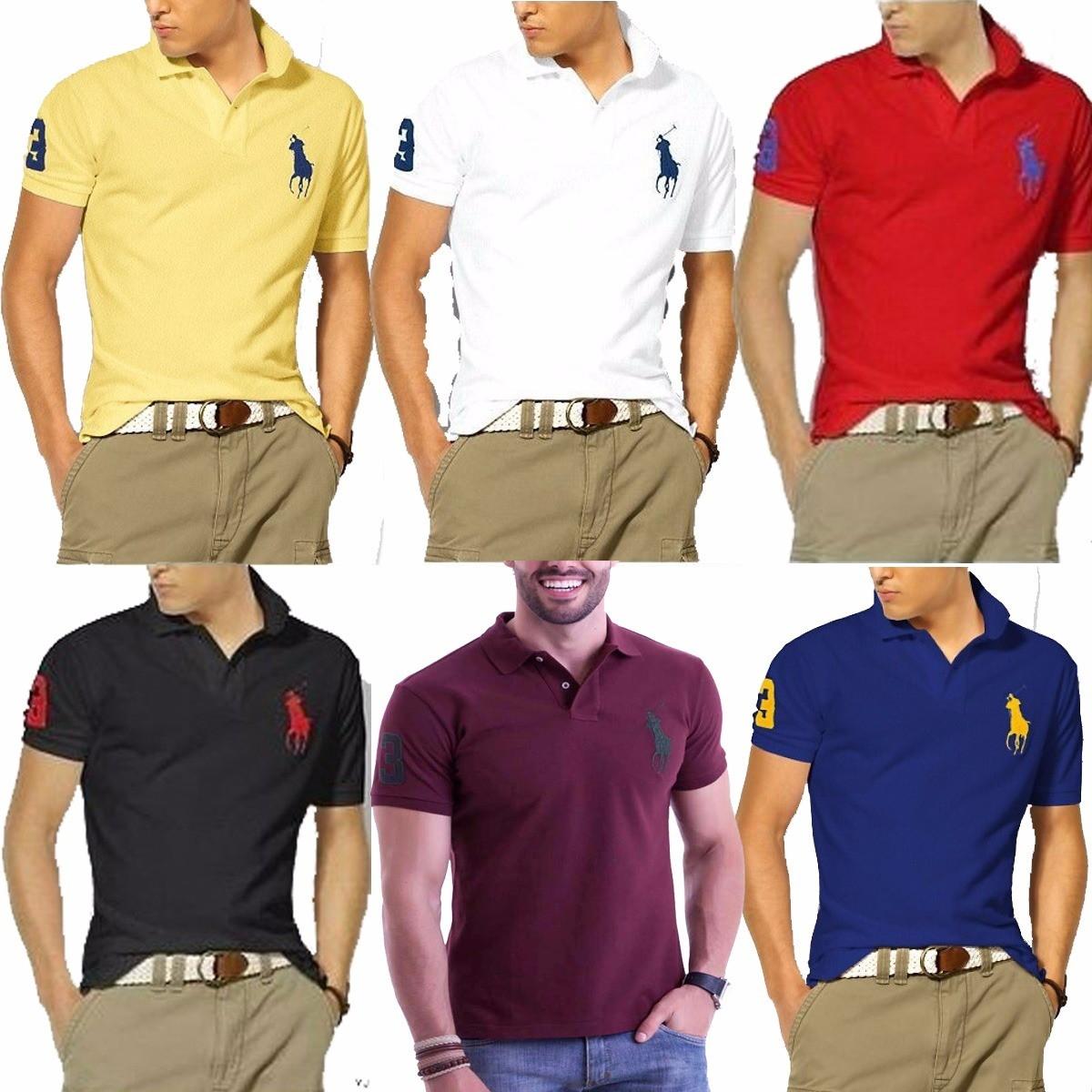 Kit 10 Camisetas Estampadas Atacado Revenda Varias Marcas  6621fcf326e05