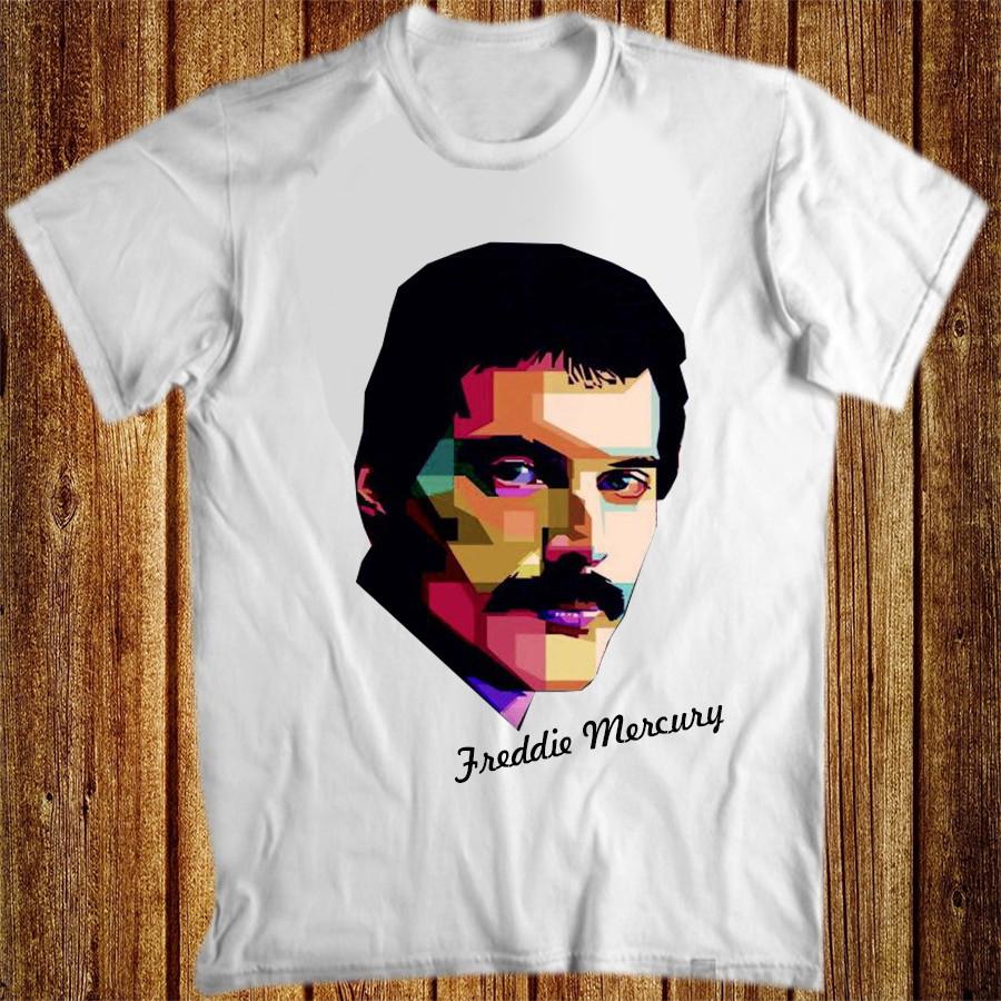 012b5e760e5e6 camiseta Freddie Mercury no Elo7