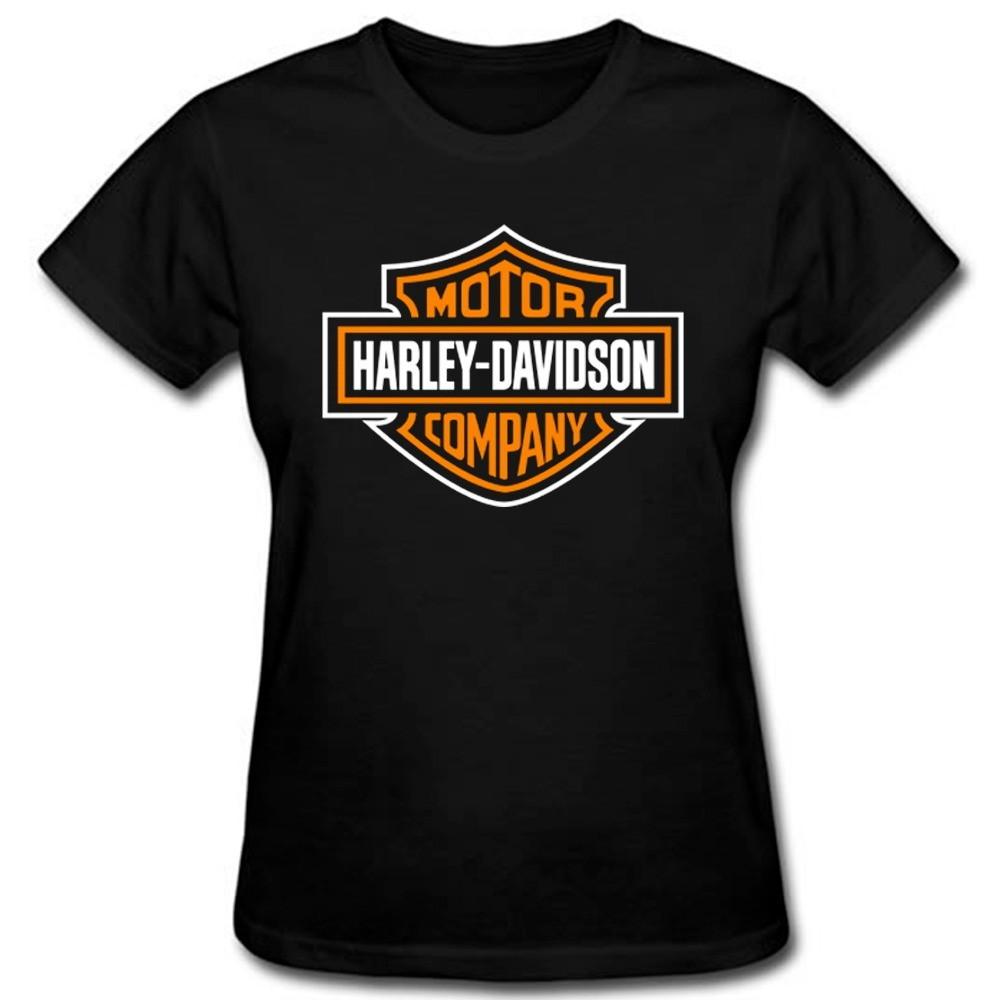 0b888e1328904 Camiseta Personalizada Feminina Harley-Davidson no Elo7 | Gil Mega Brindes  (DAD94A)