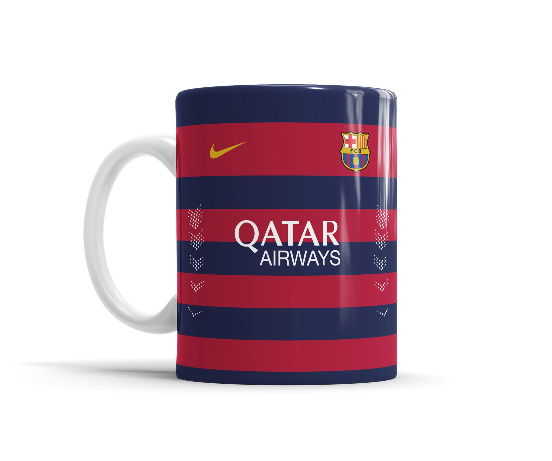 cb74fe1422 Caneca de Porcelana Lionel Messi
