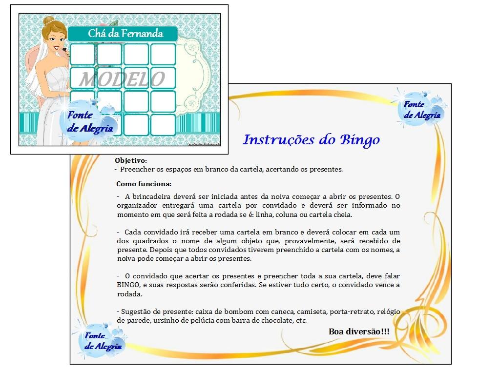 b0baf0570a7 Kit de 05 Brincadeiras para Chá de Cozinha ou Chá de Panela no Elo7 ...