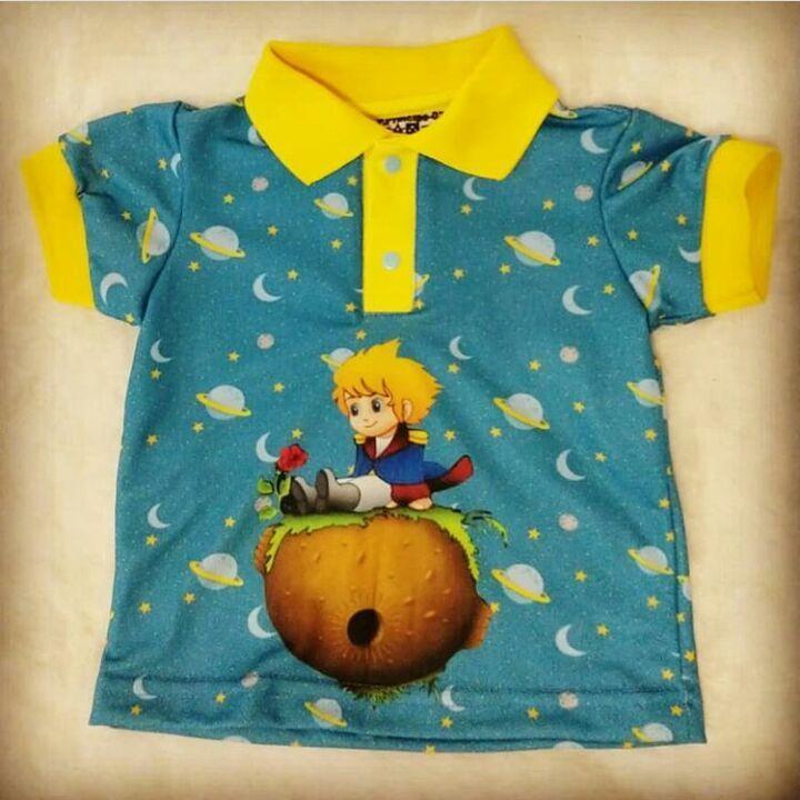 9b1a17bbf2 Camisa do Brasil Infantil Azul