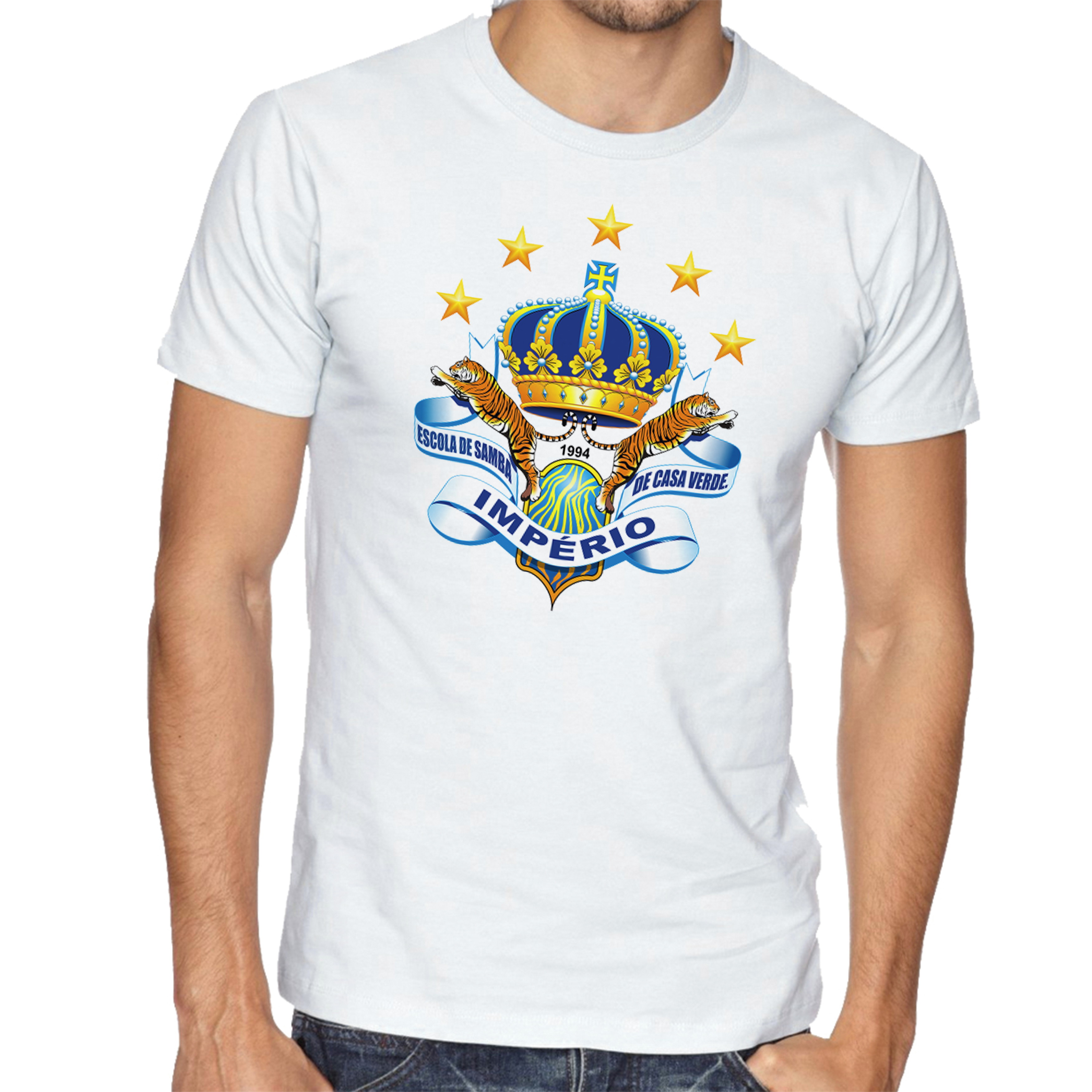 43fad41f3 Camisa Personalizada Império Serrano