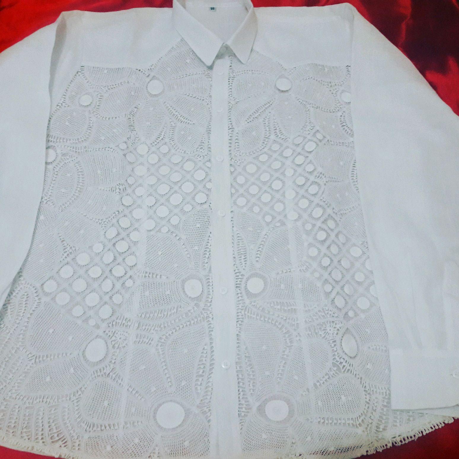 Camisa Linho  f1a87176b3027