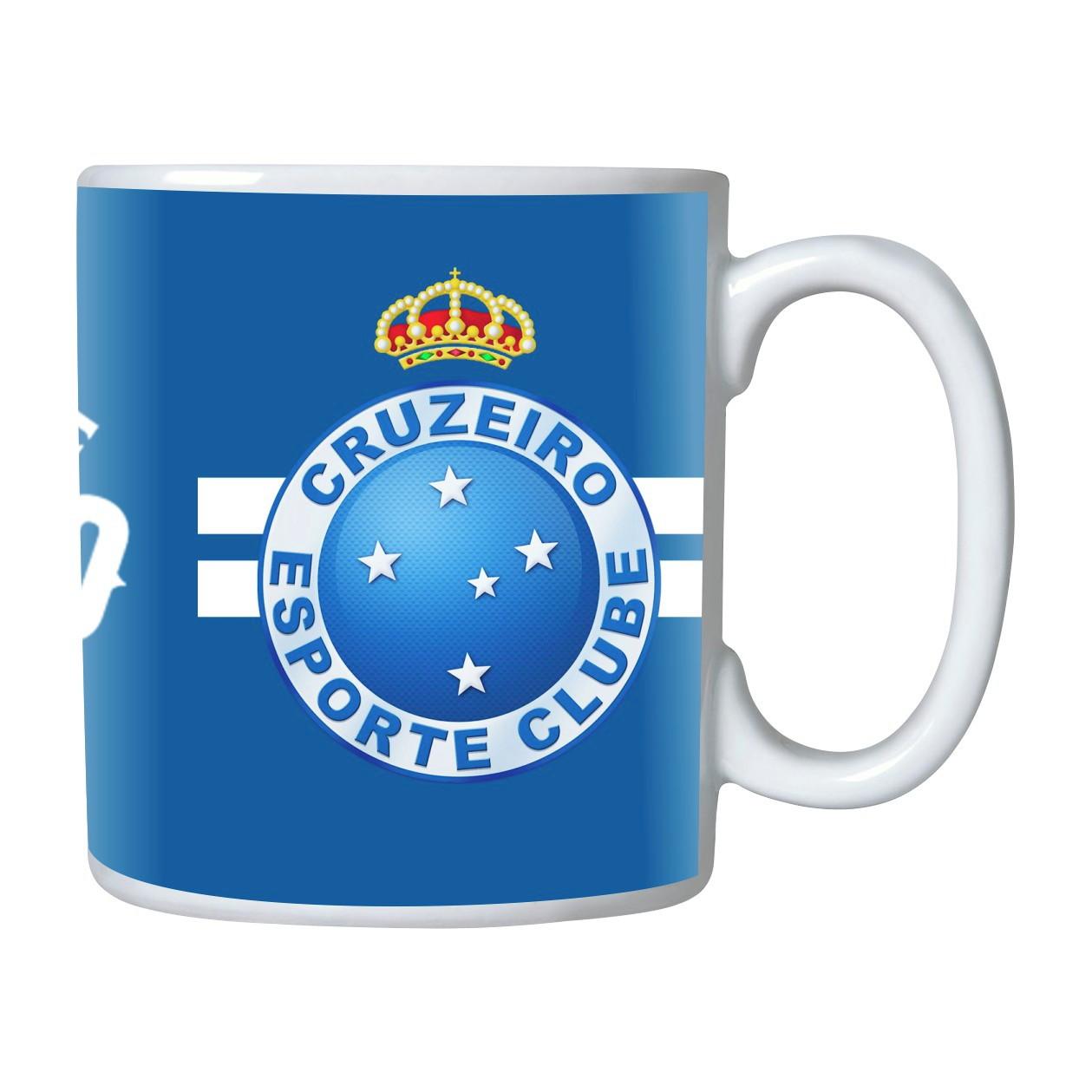 513b50cef4ec3 Caneca Time de Futebol do Cruzeiro Esporte Clube