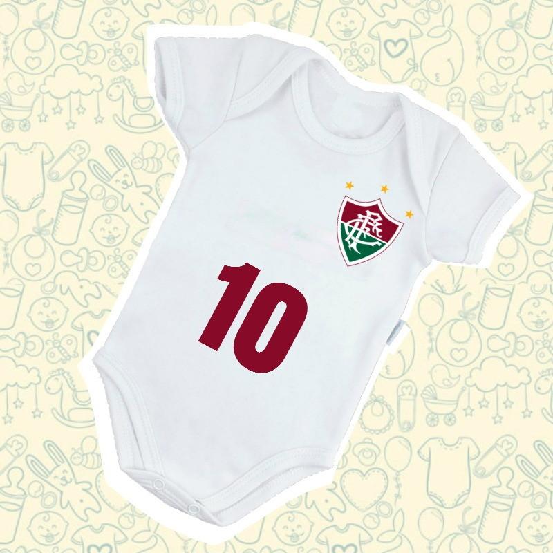 Quadro Bebe Torcedor Fluminense  cc16916aed0ec