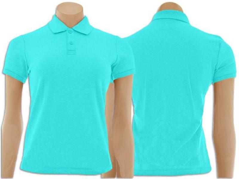 Kit com 3 Camisetas Gola Polo Feminino Mod. 3 no Elo7  def1258d458b0