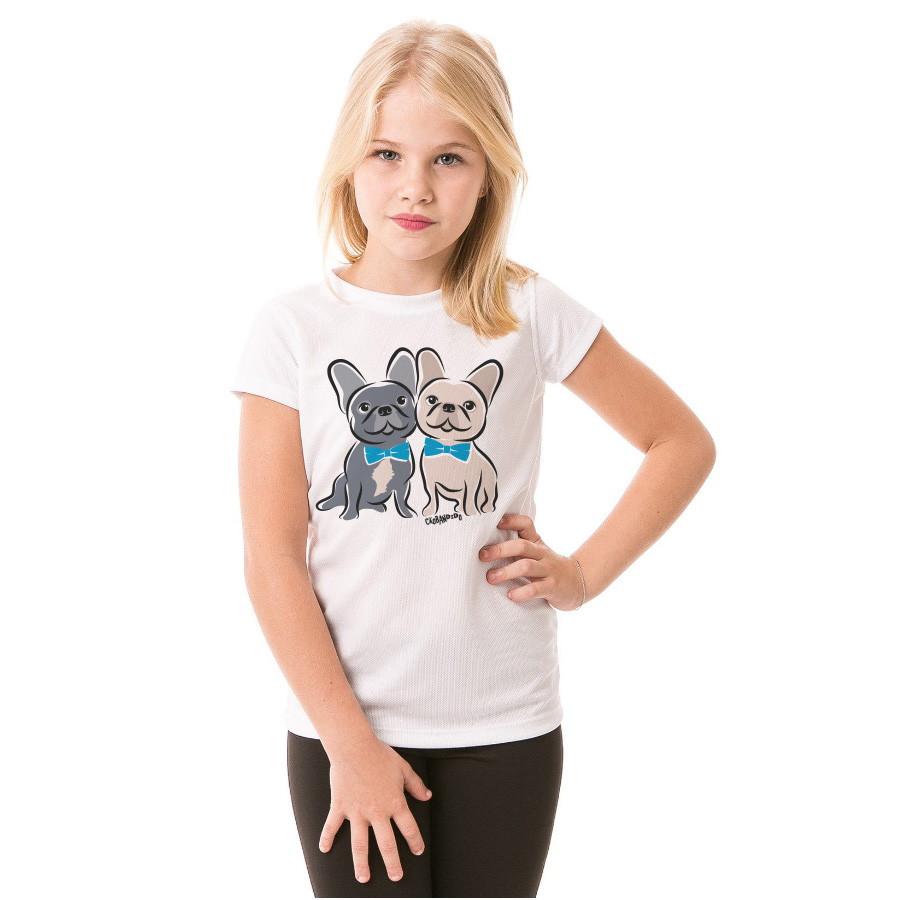 6ec5014cd8 Camiseta Infantil Franca