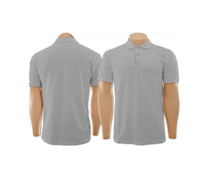 6fc1350762 Camiseta Polo Azul Marinho Masculino no Elo7