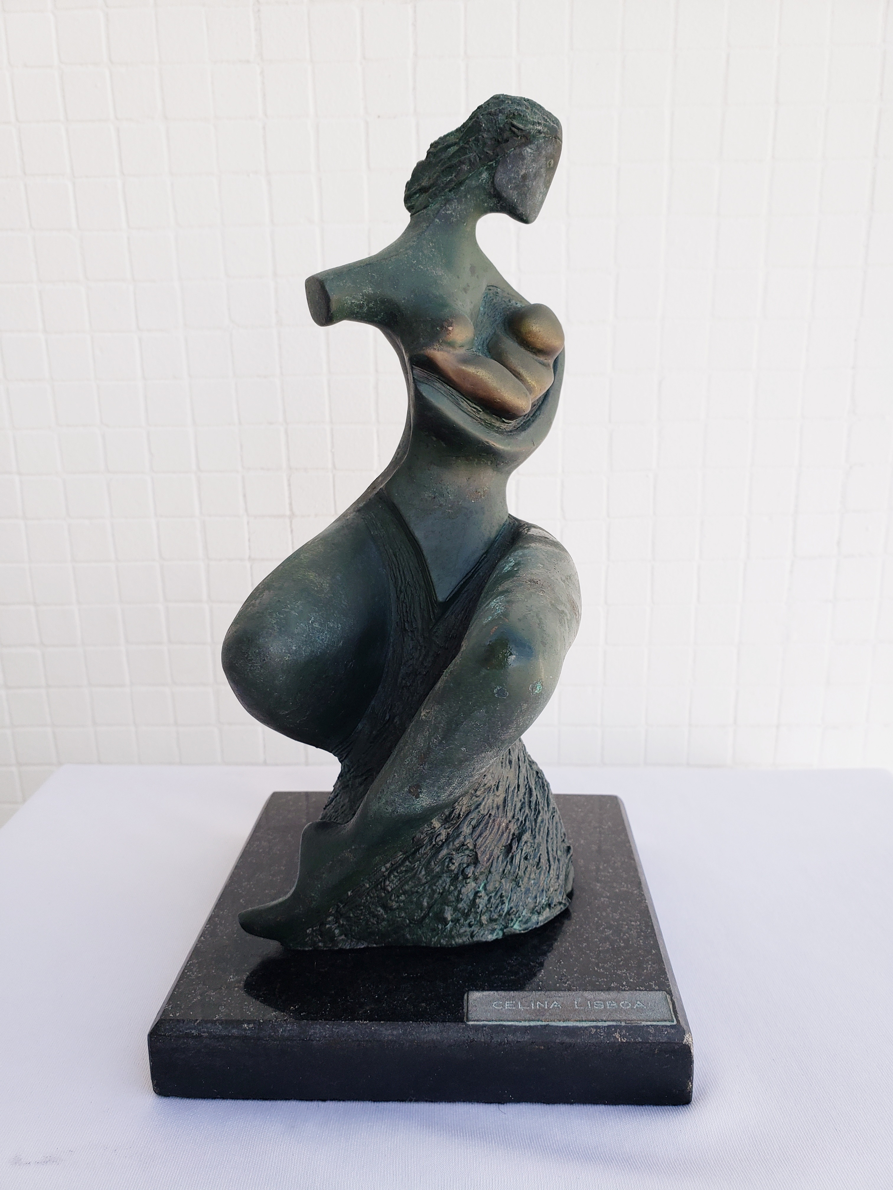 Escultura Bronze  9b54ad649a3