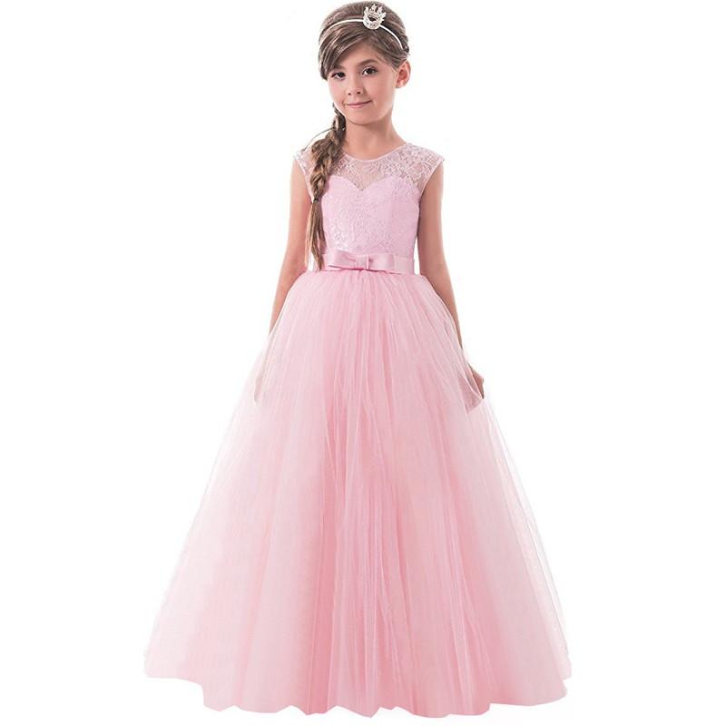 63e269ff8 Vestido Longo Infantil P Daminha Festas
