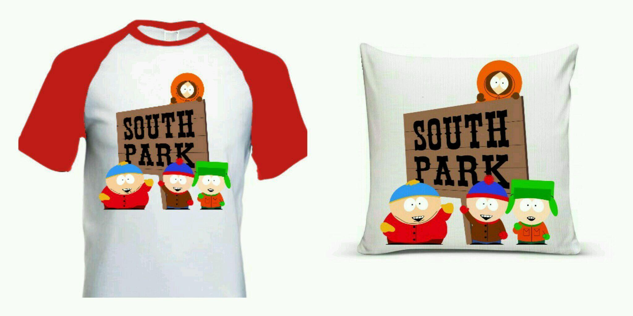 b865d4ff573d8 Almofada South Park Personagens | Elo7