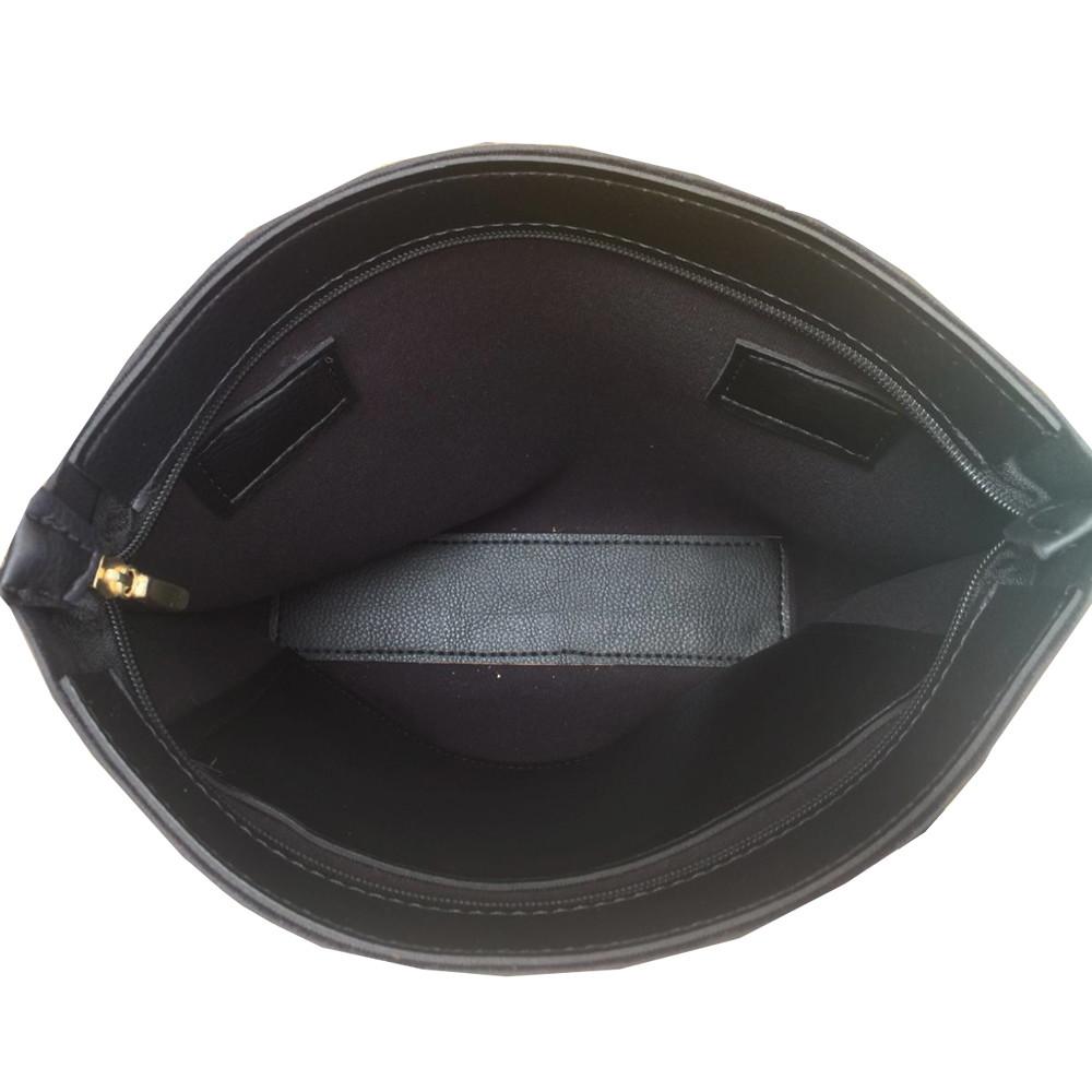 68054fa66 Bolsa feminina mini sacola moda promoção couro sintético Pta no Elo7   Meu  Tio Que Fez (DE78A9)
