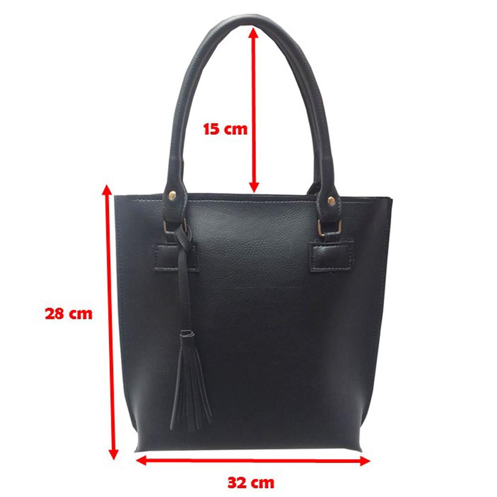45c1e7ac9 Bolsa feminina mini sacola moda promoção couro sintético Pta no Elo7   Meu  Tio Que Fez (DE78A9)