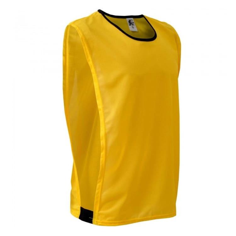 Colete de Futebol Poliéster Amarelo no Elo7  ae21edfcb6871