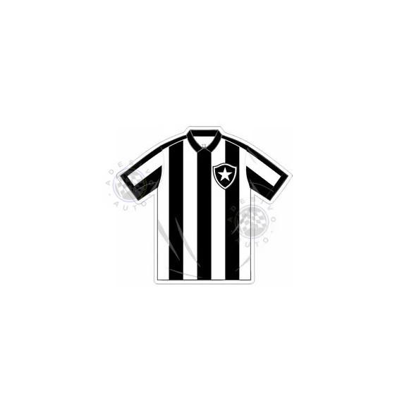 Adesivo Camiseta Botafogo de Futebol e Regatas Time  2e903741bc1a0