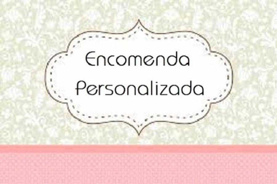 c7793f462e5b8 Encomenda Personalizada Livro Tatiane