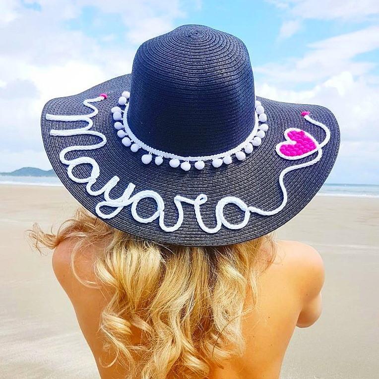 1a922e690b61c Chapéu de Palha Atacado no Elo7