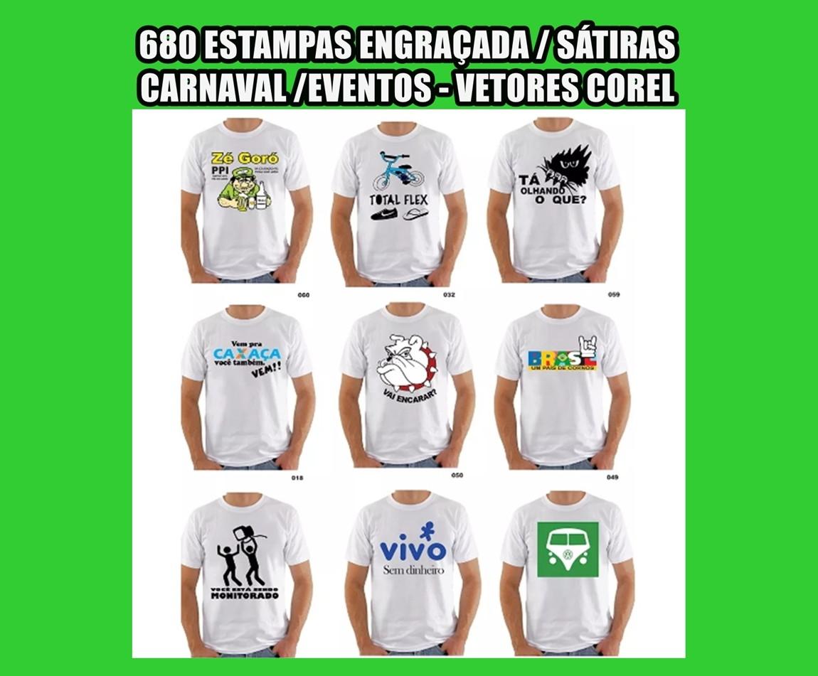 ESTAMPAS PARA CAMISETAS DOWNLOAD DE 600.000 ESTAMPAS no Elo7  ac91f76ed4a