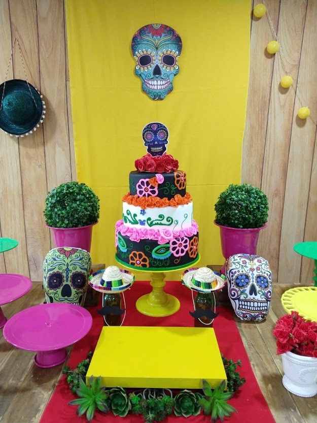 2df996b0967e0 Decoração Festa Mexicana (locação SP) no Elo7