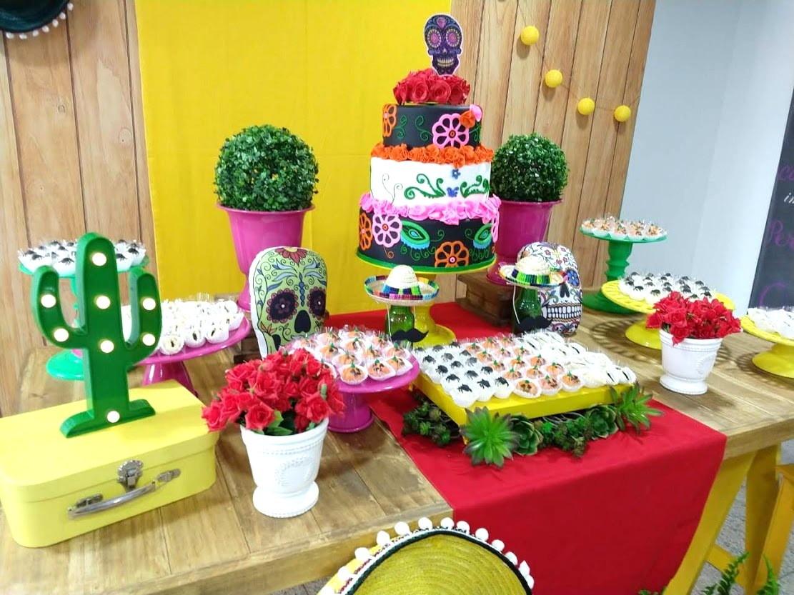2dbb8fc4d5b47 Decoração Festa Mexicana (locação SP) no Elo7