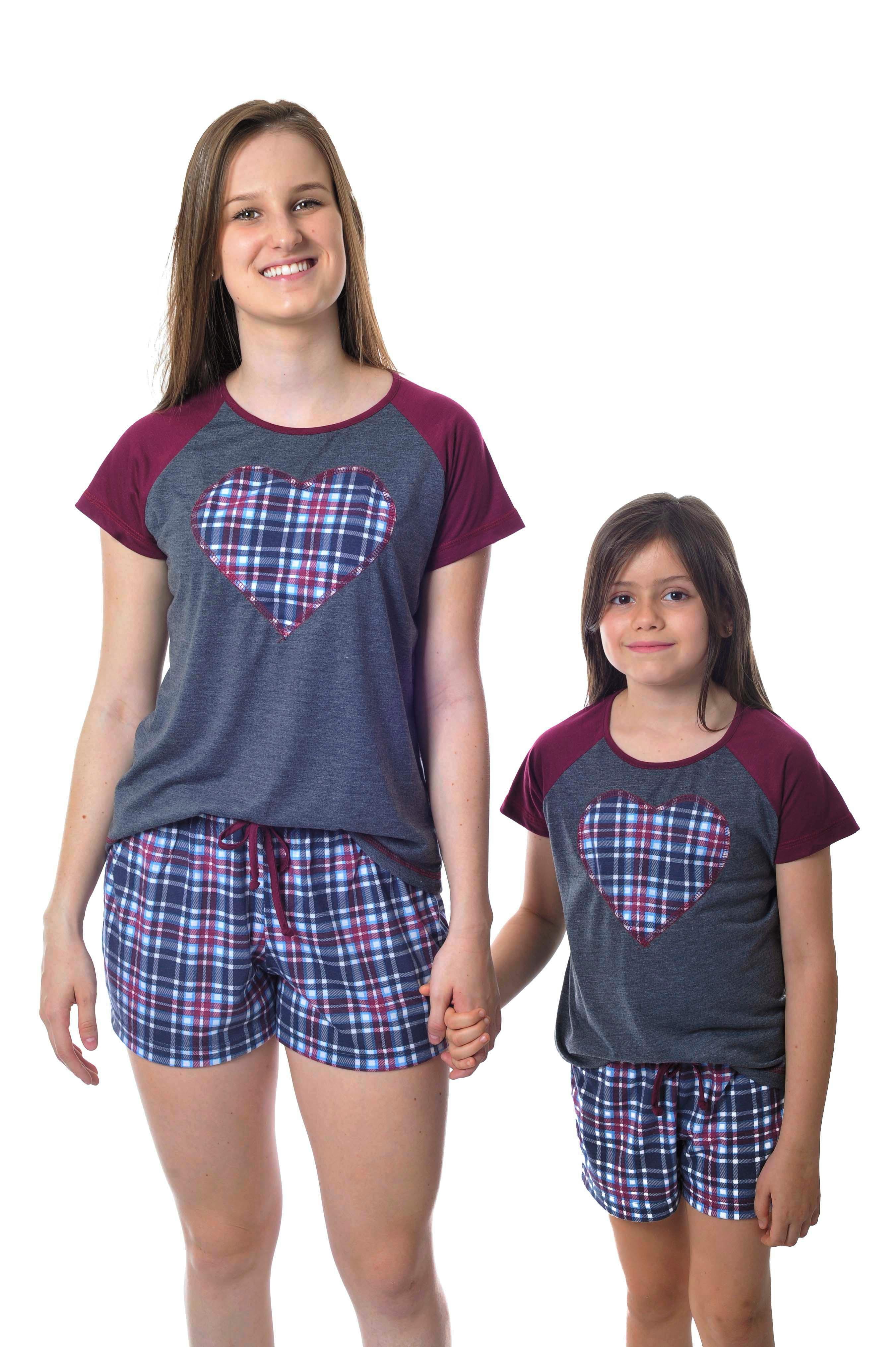 73d9c2d507f603 Conjunto Pijama Feminino Dia das Maes | Elo7