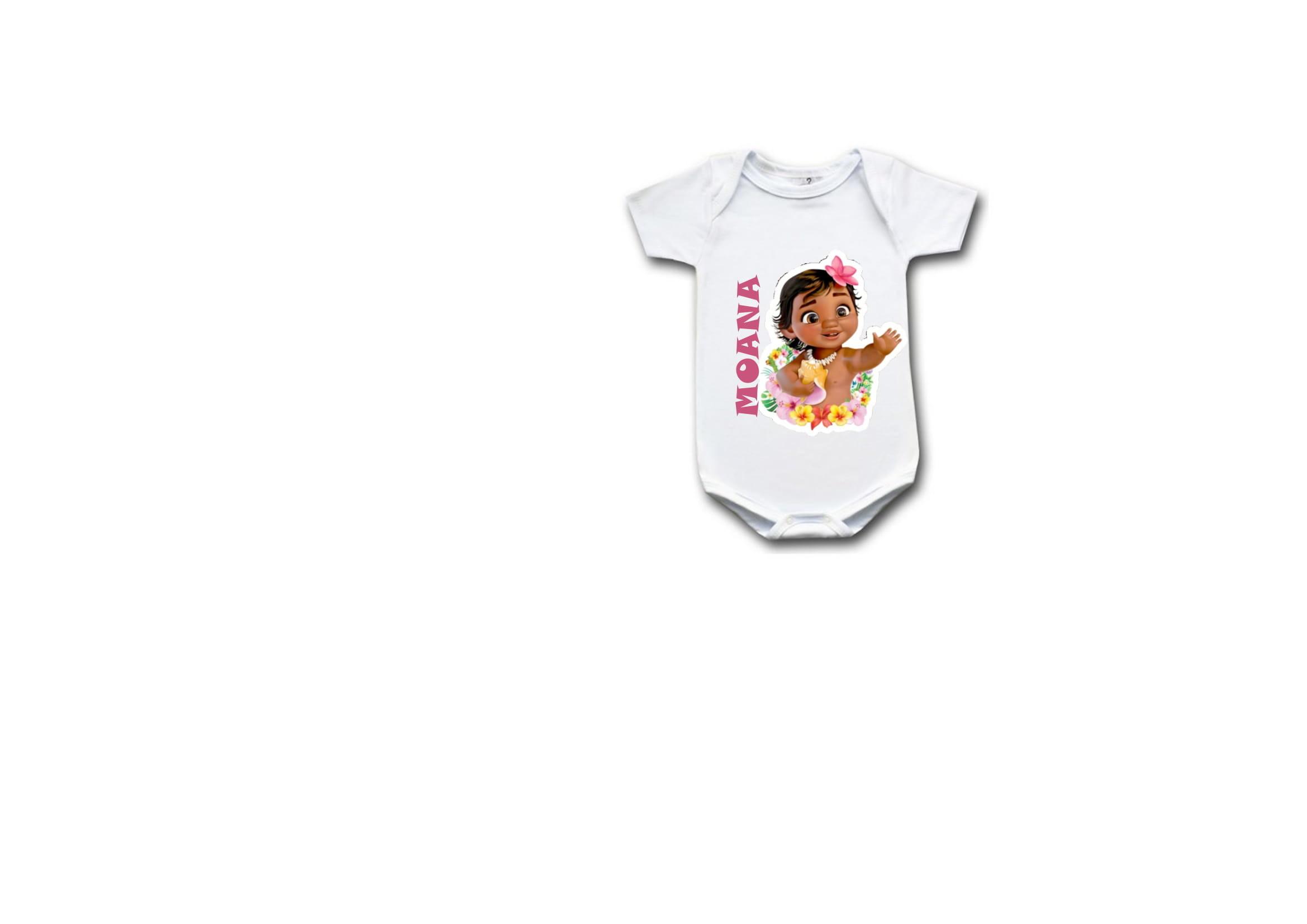 Body Infantil com Manga Curta  2992609123521