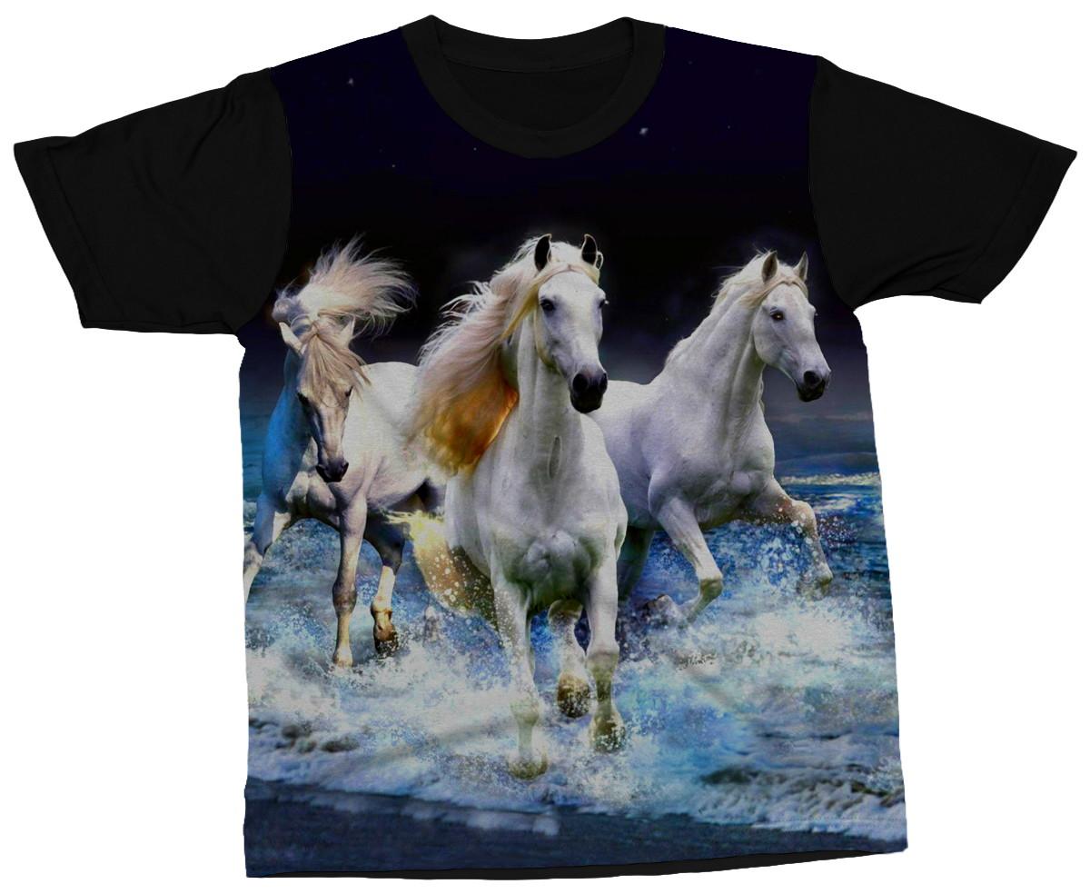 e926396325 Blusa de Cavalos