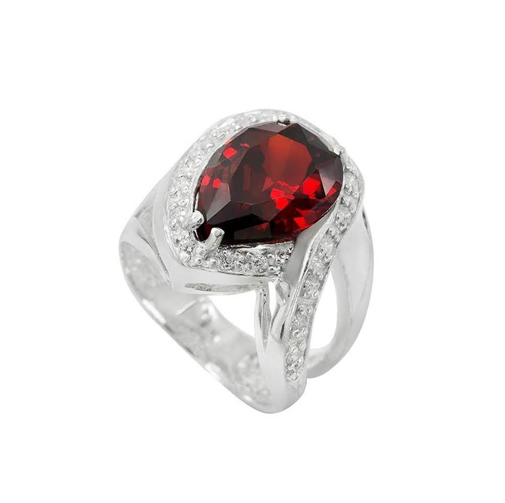 c9a671885af46 Anel de Prata 950 Feminino Pedra Natural no Elo7   Lola Braga Acessórios  (965AE1)