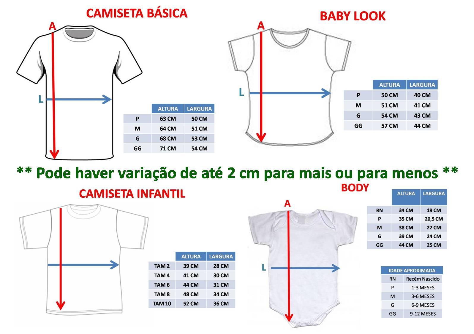 Camiseta Kit Pai 1ef6989bafd3f